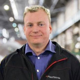 Andreas Wiklund - VD / Försäljningschef