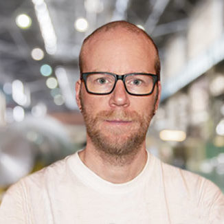 Jörgen Andersson - Utveckling / Konstruktion